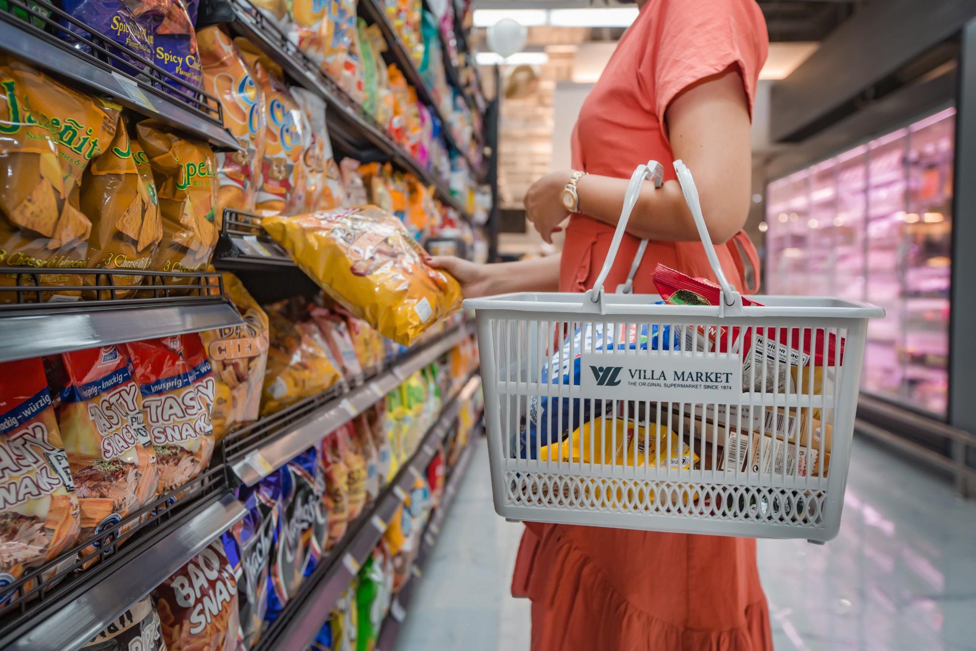Villa Market Supermarkets Dominate Import Food Scene in Thailand