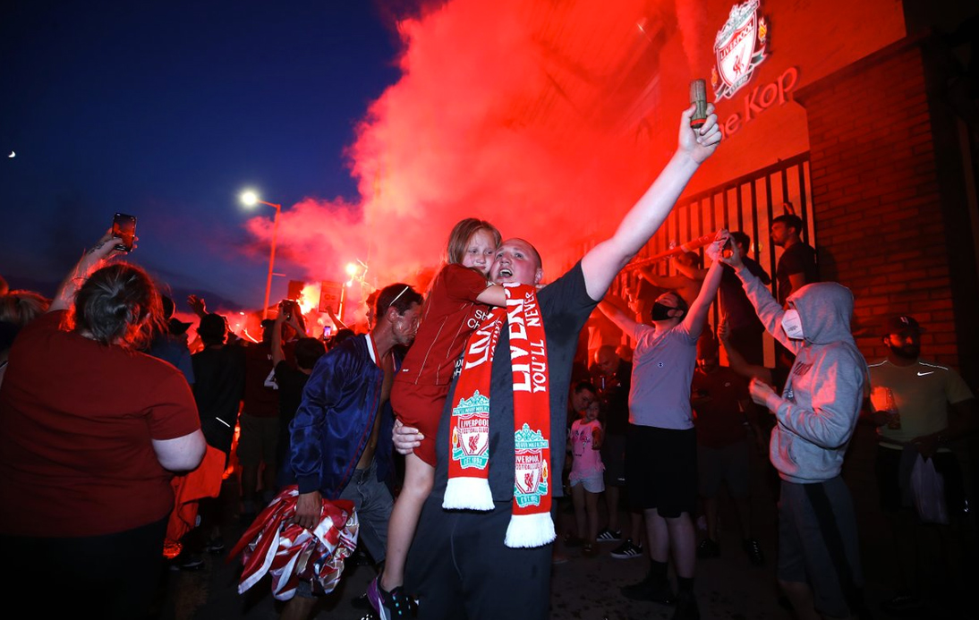 Liverpool win Premier League: Reds' First Title for 30 Years