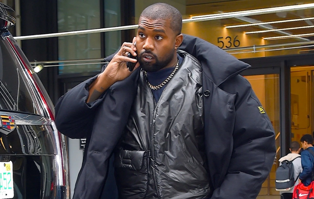 Kanye West Collaborates With Gap to Launch a Clothing Line