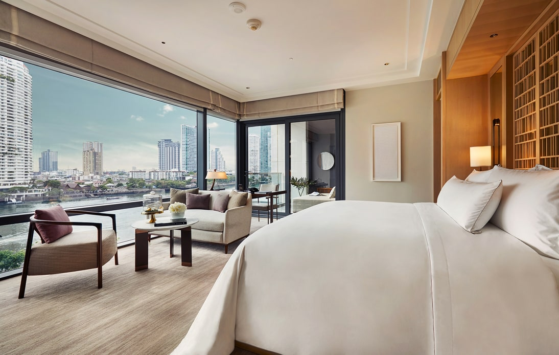 The Bangkok Hotels Set to Boost Thailand's Tourism Industry
