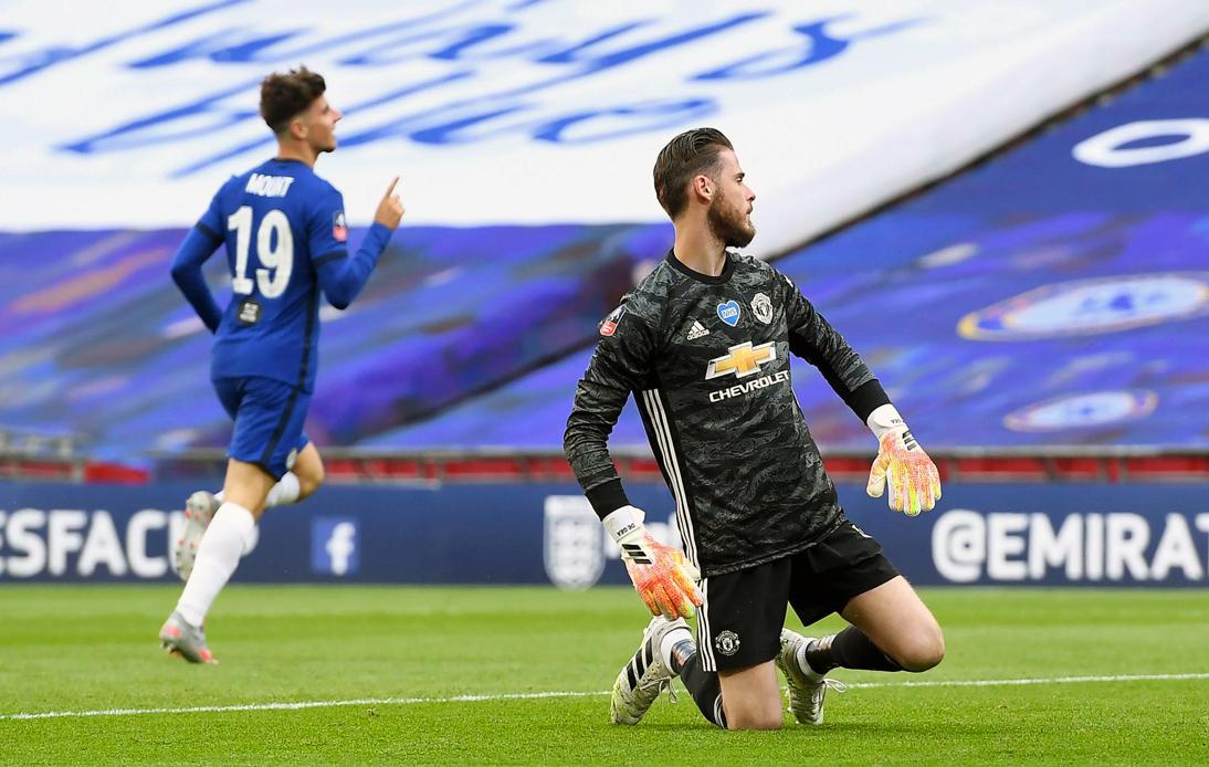 De Gea Blunders See Chelsea Reach The FA Cup Final