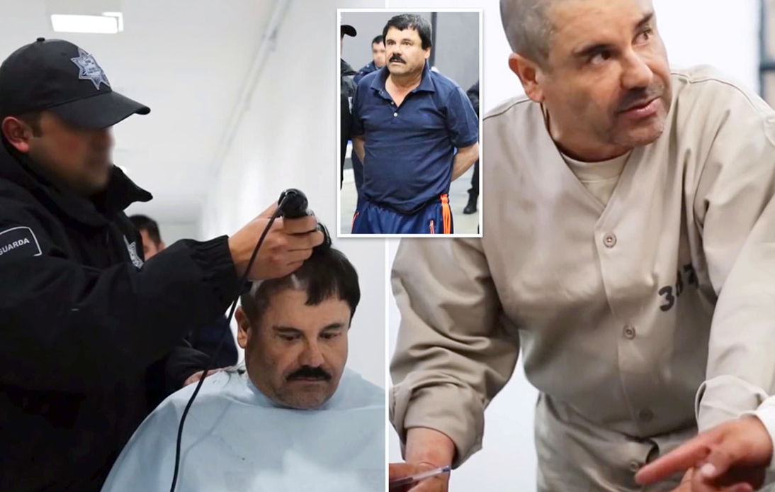 El Chapo Hopes Appeal Brings About Release From Prison