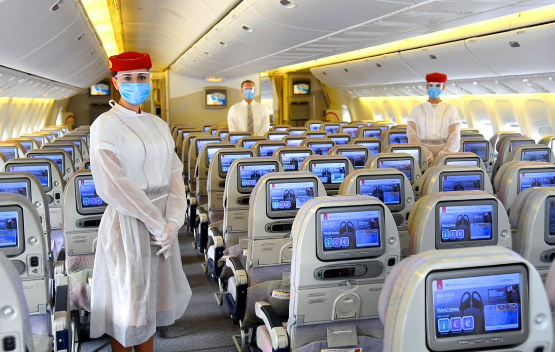 Pandemic Leads to Emirates Having to Lay Off 9,000 Staff