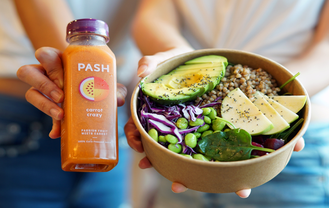The Power Bowls Healthy Eating Concept Launches in Bangkok