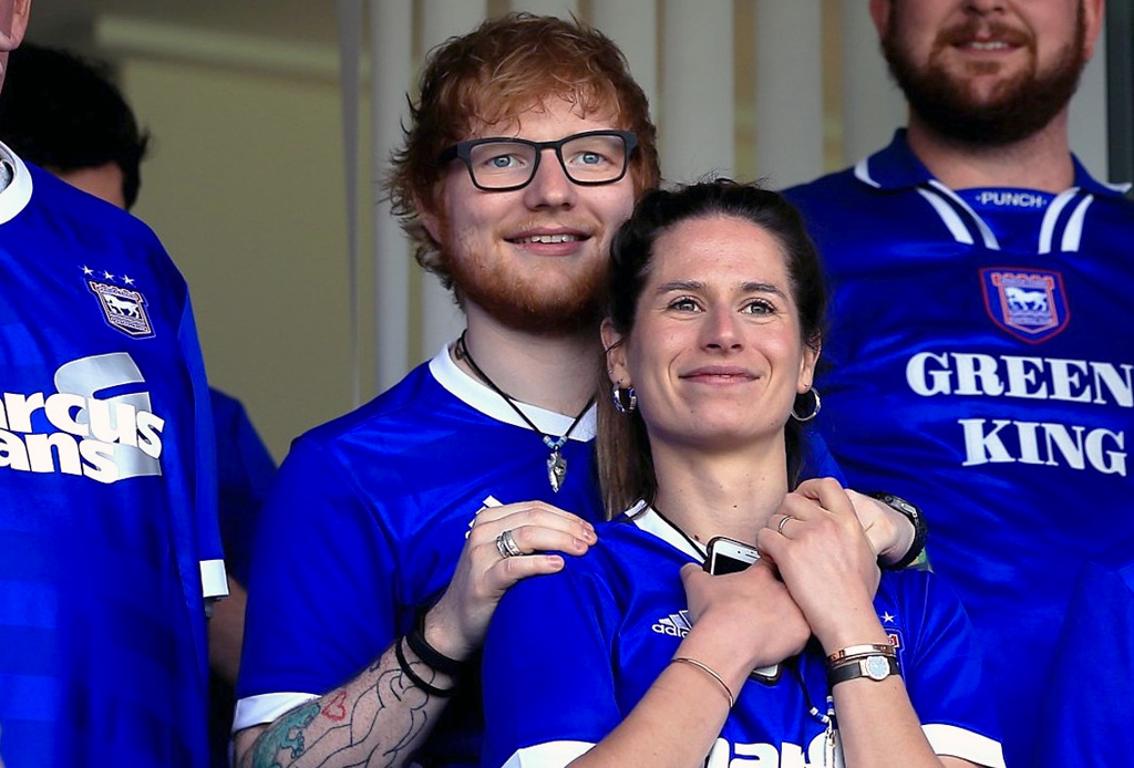 Ed Sheeran and Wife 'Expecting Their First Child Together'