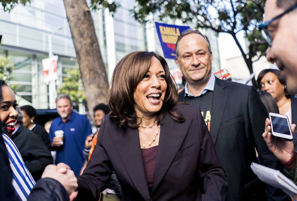 Joe Biden Picks Kamala Harris as Presidential Running Mate