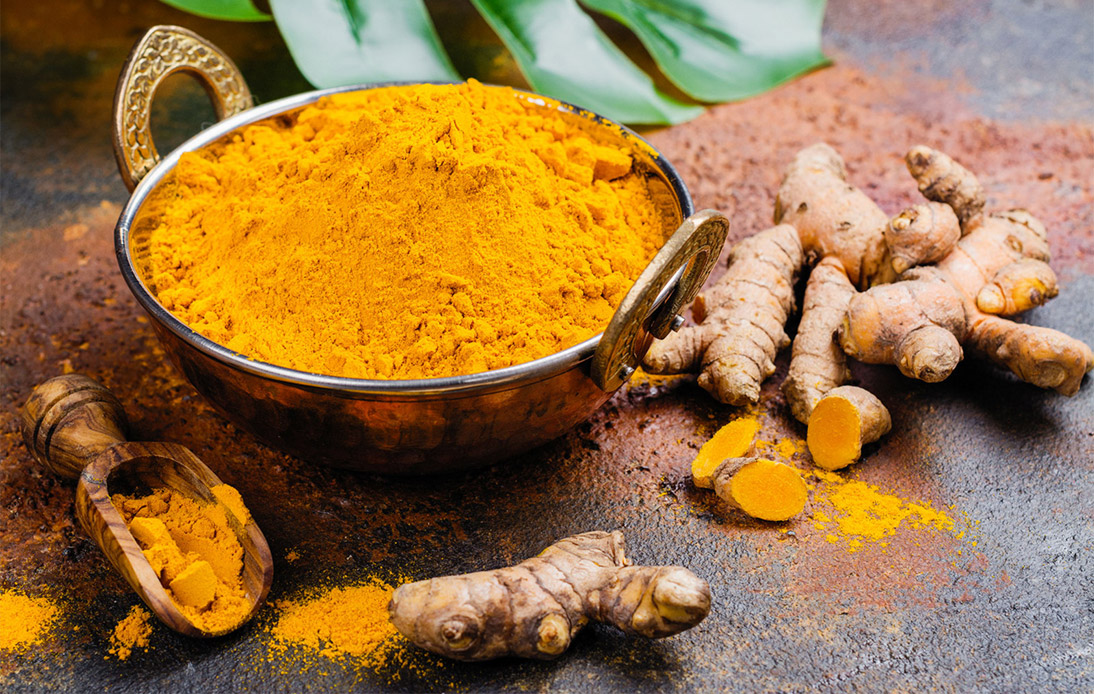 For centuries, a traditional Eastern medicine has used Turmeric.