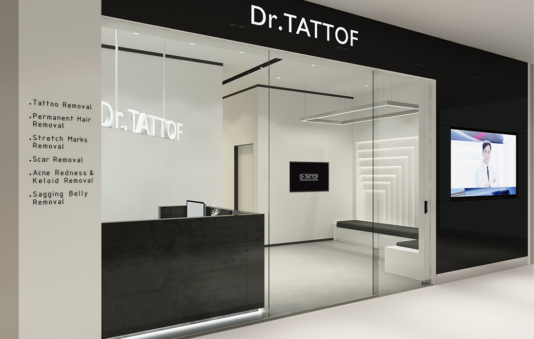 Dr.Tattof Clinic Exterior
