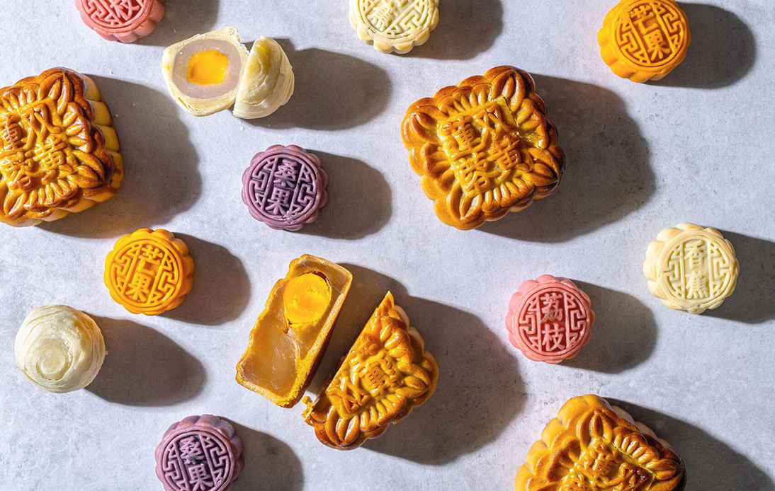 Mooncakes And Where To Eat Them In Bangkok This Year
