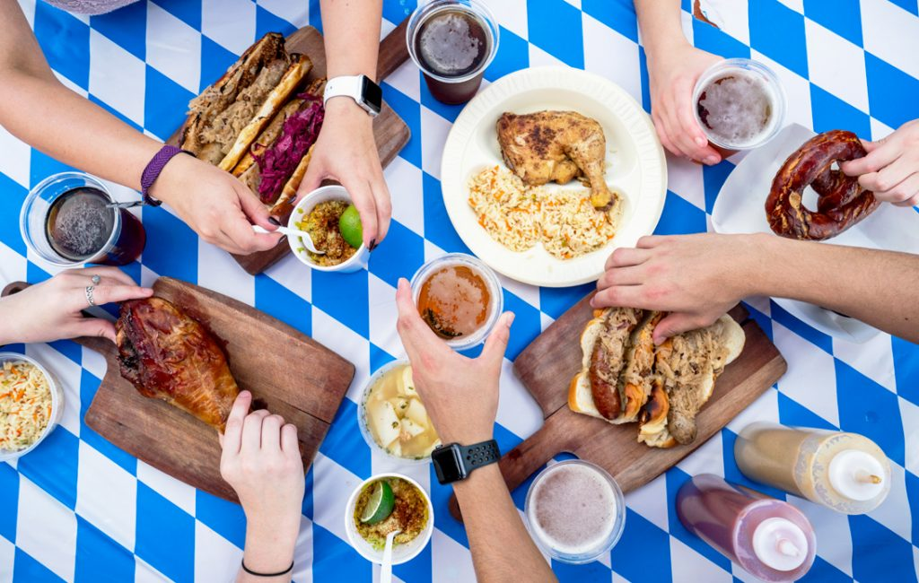 The Best Oktoberfest Dishes This Year in Bangkok, Prost!