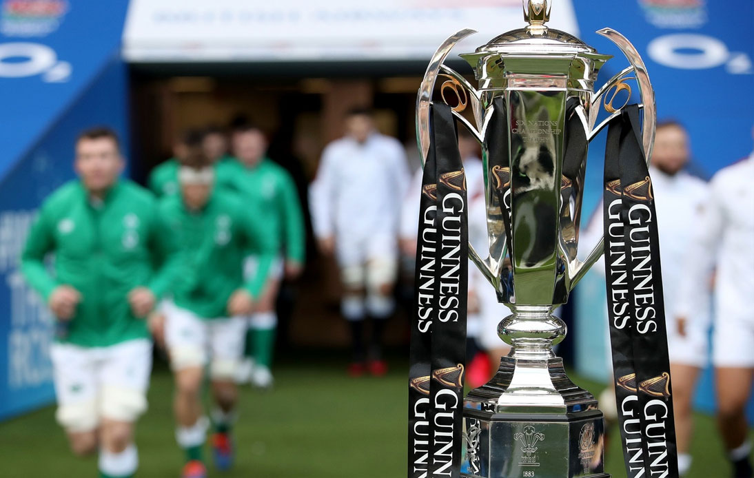 2020 Six Nations Champion Cup