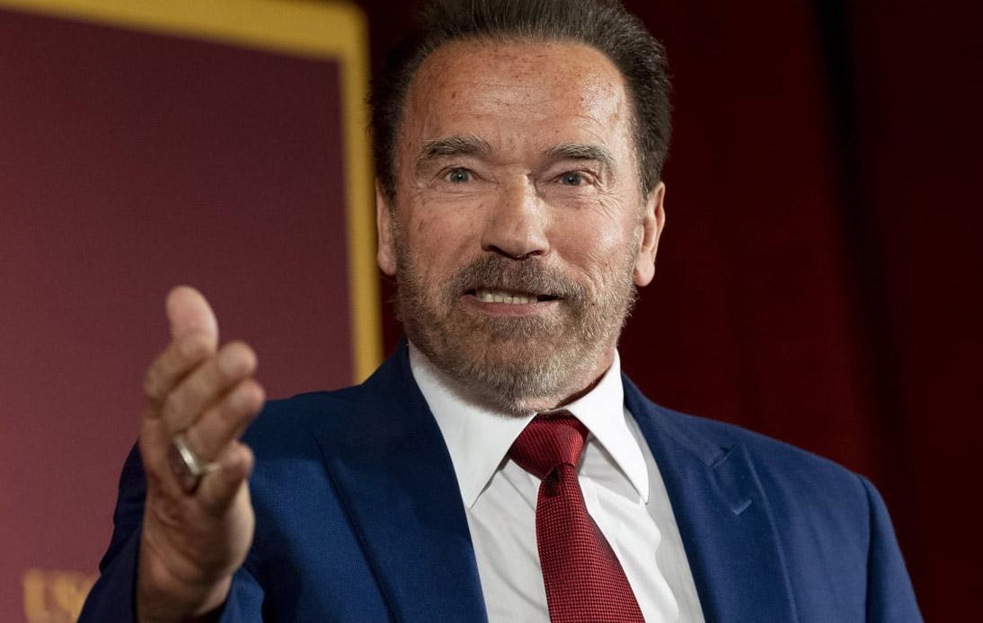 Arnold Schwarzenegger, the actor and former Republican governor of California