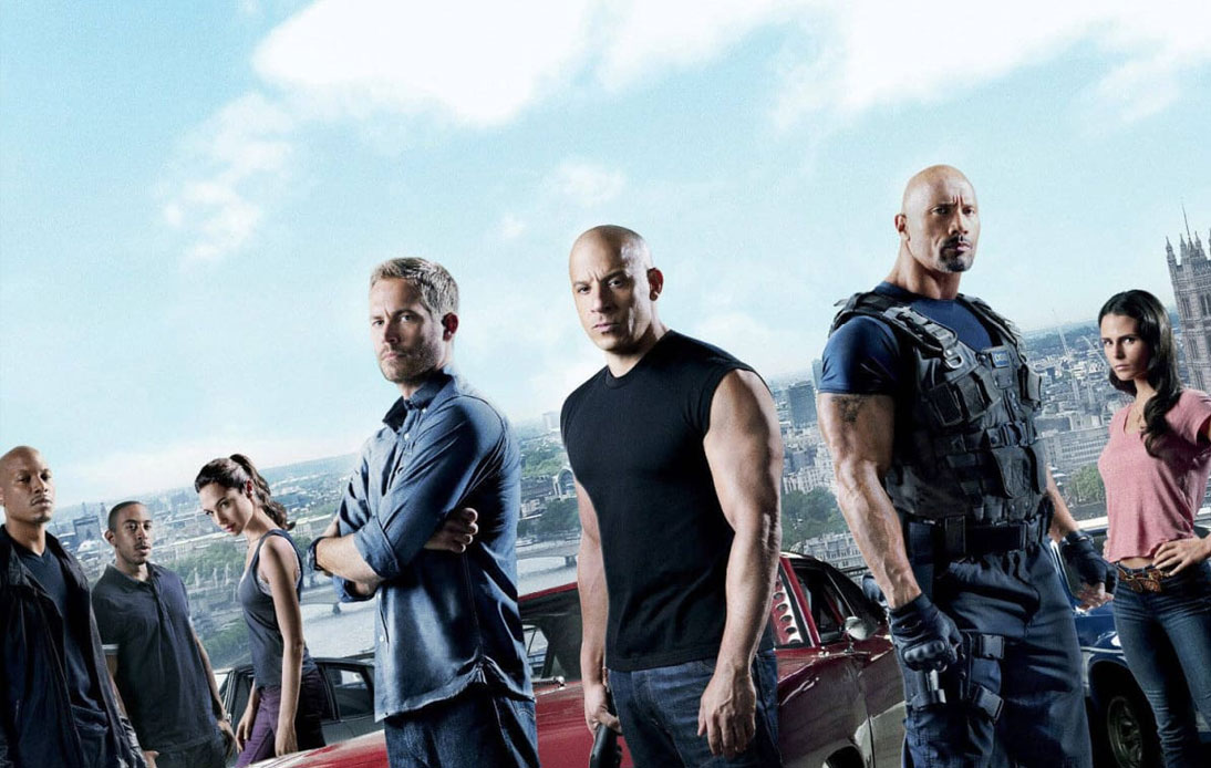 Fast & Furious Main Characters
