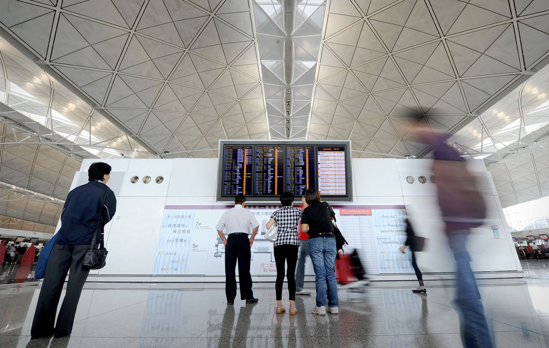 Hong Kong and Singapore Plan to Create Travel Bubble