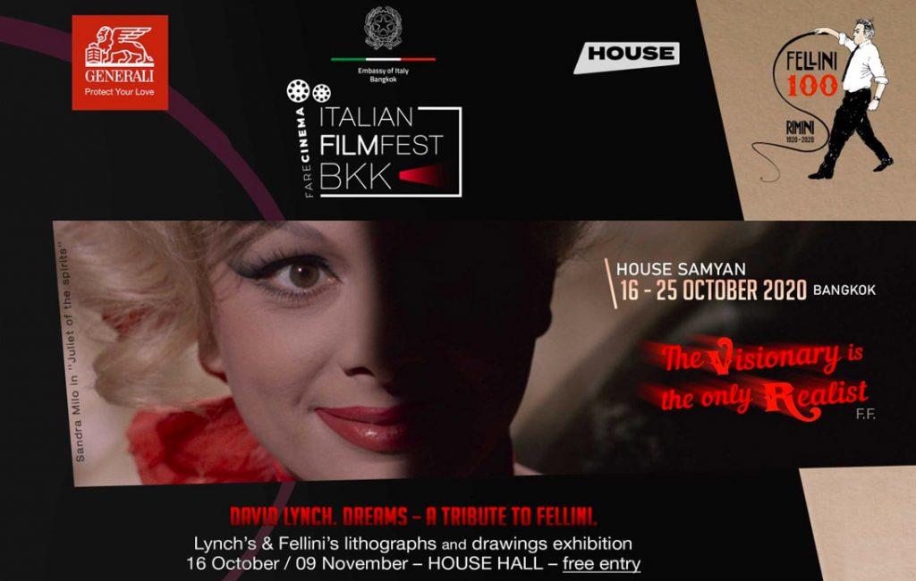 Bangkok Welcomes a Classic Italian Film Festival
