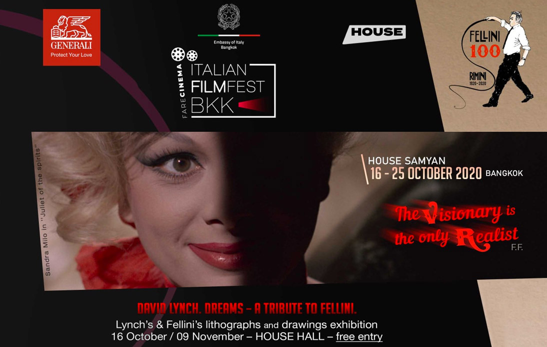 Italain Film Fest BKK 2020
