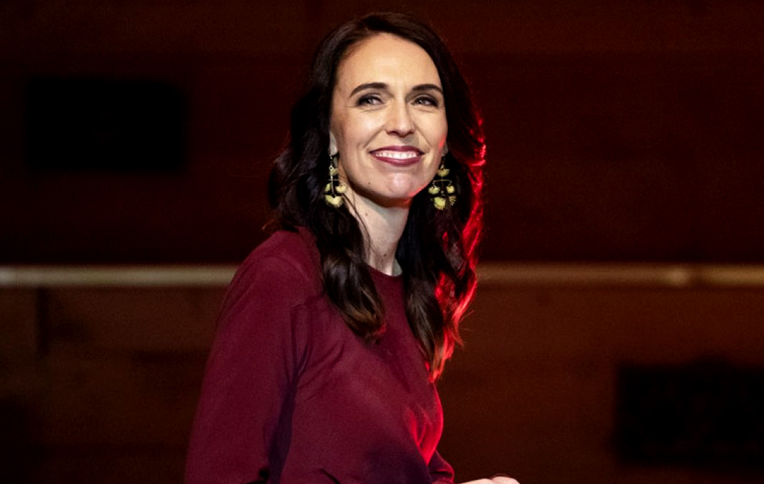 Jacinda Ardern Gets a Landslide Victory in New Zealand