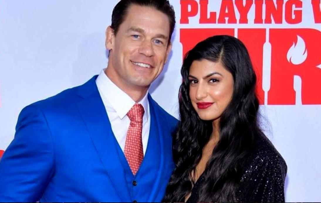 John Cena and Shay Shariatzadeh Married in Florida