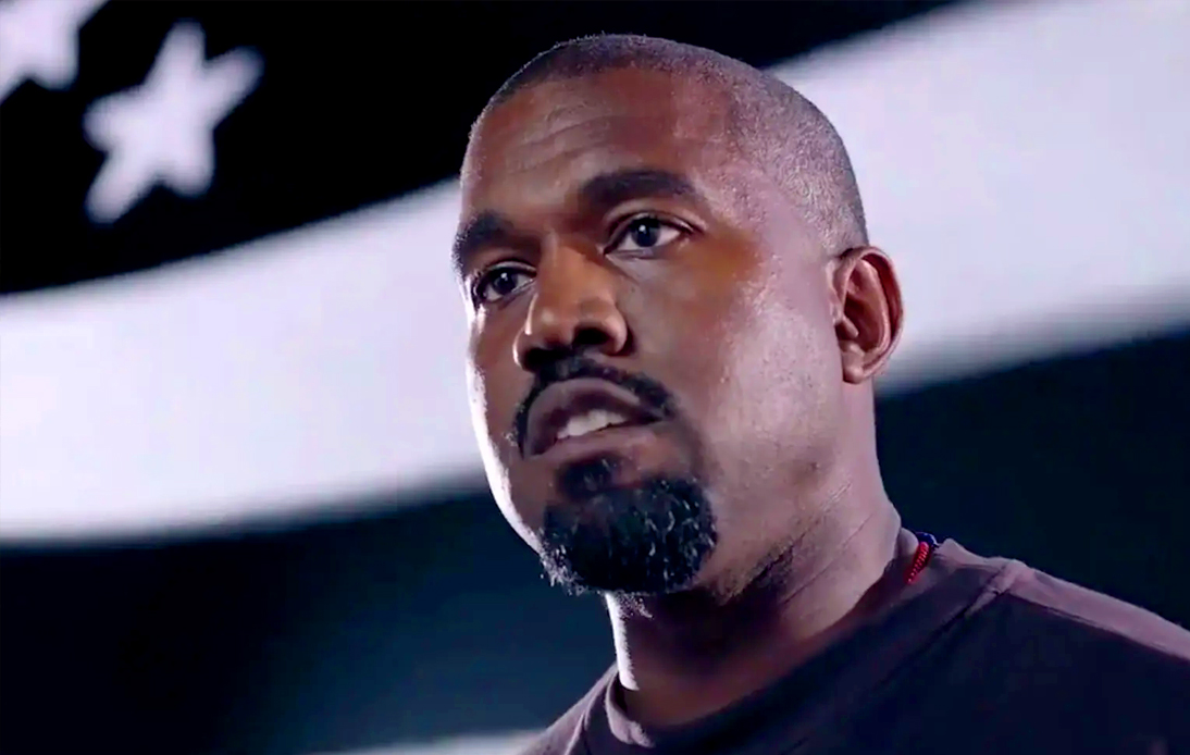 Kanye West Shades People Trying to Prevent His Presidential Run
