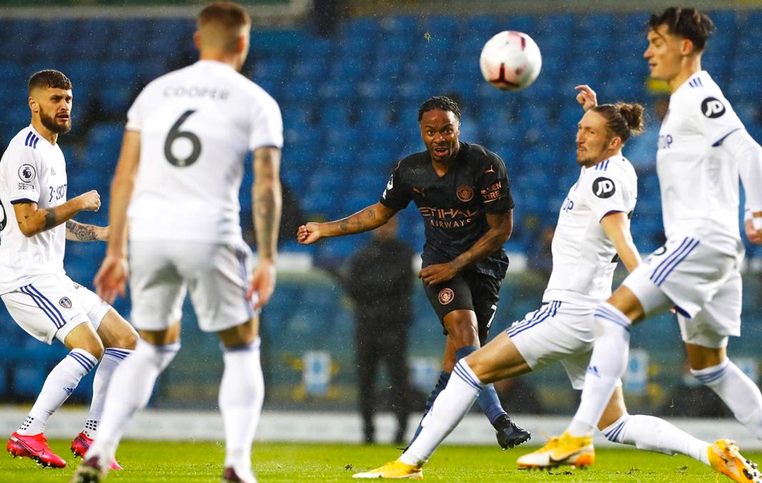 Leeds United and Manchester City Draw After an Exciting Match