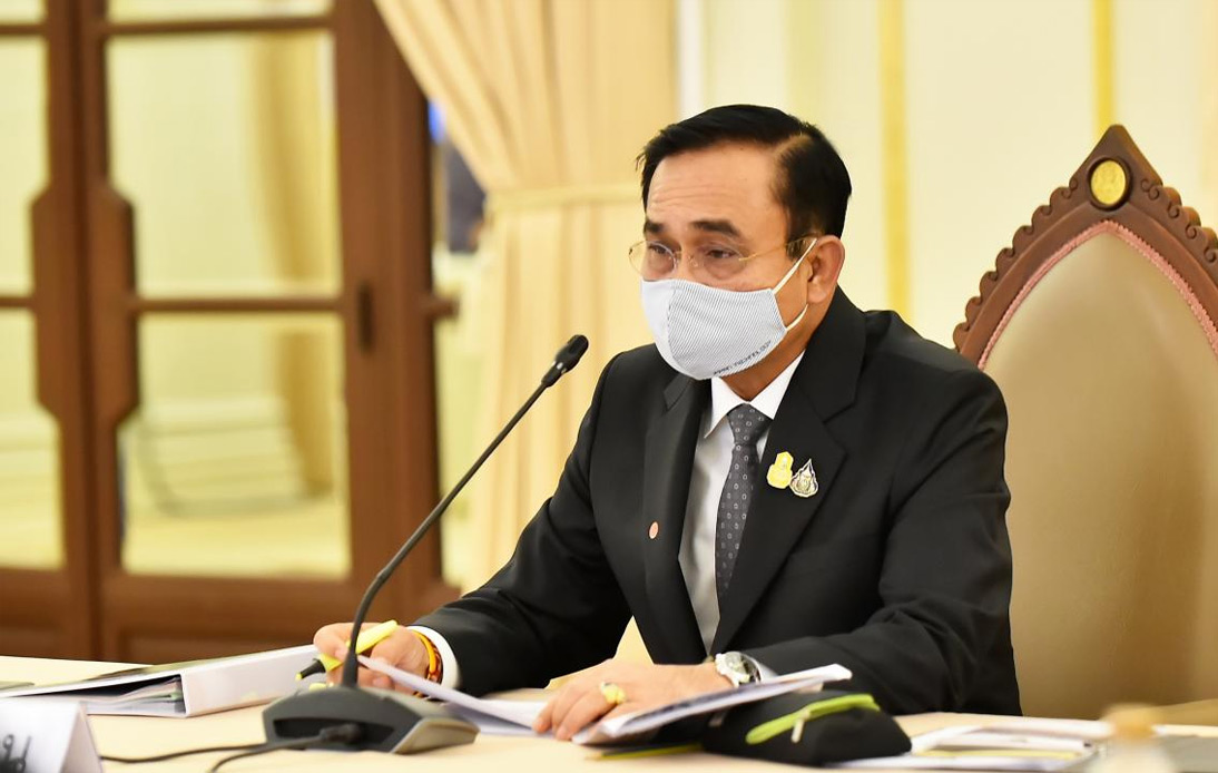 Prayut Chan-o-cha Lifted State of Emergency