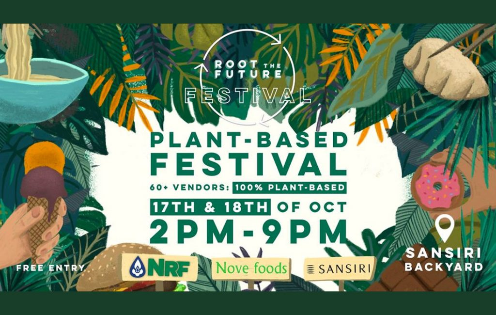 Festival Root the Future Arrives to On Nut This Month