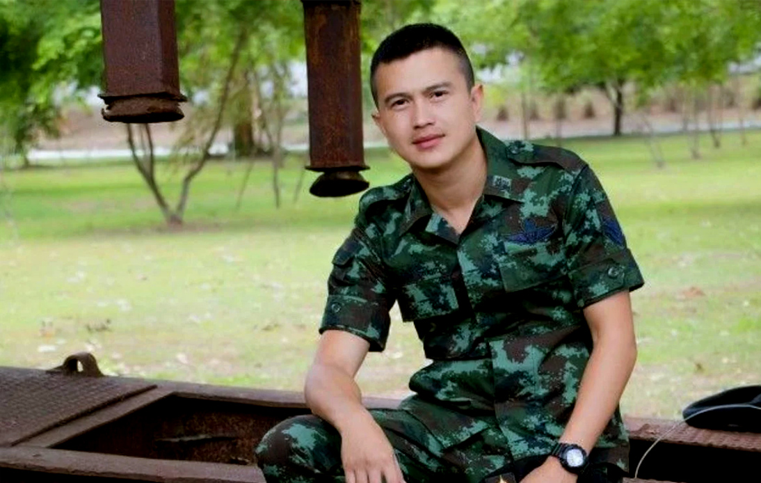 Sergeant Narongchai Denounces the Thai Army for Alleged Corruption