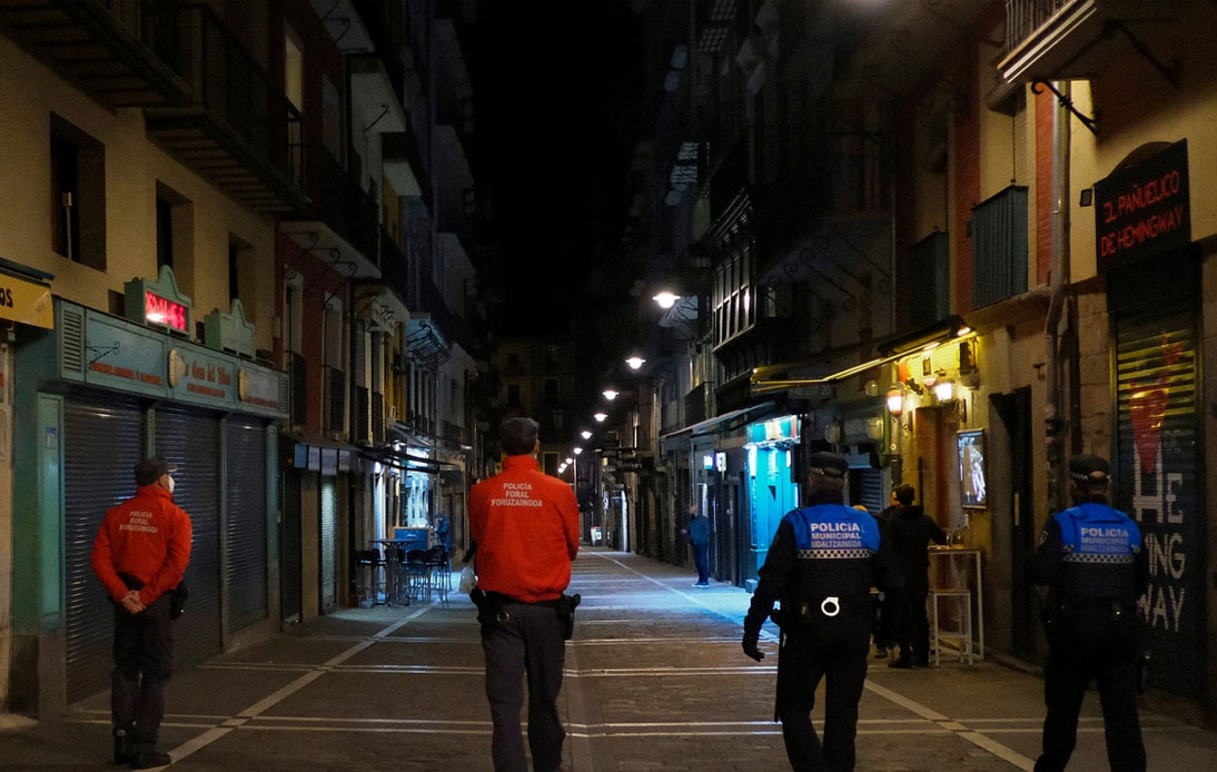Spain Decrees Curfew to Control New Spike in COVID-19 Infections