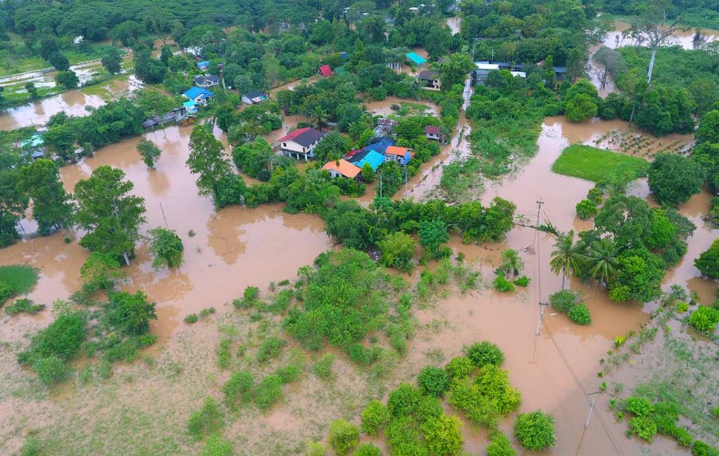 Eleven Thailand Provinces Are Still Facing Problems After Floods