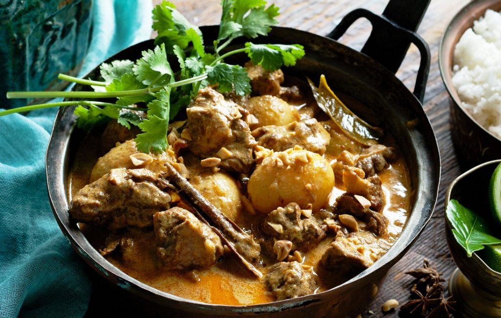 Thai Massaman Curry Tops the World's 50 Best Foods' List