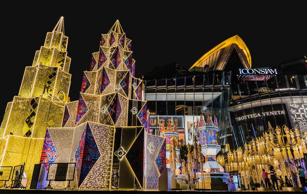 A Must Visit! Bangkok's Best Illumination Display Is at ICONSIAM