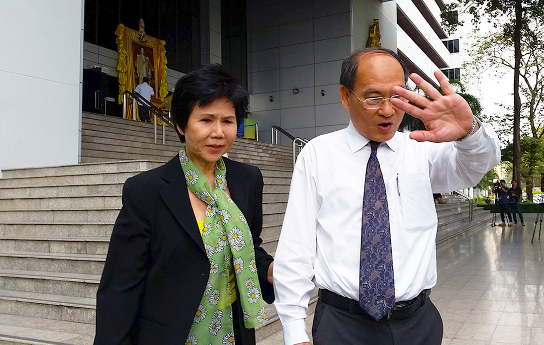 Former TAT Governor's 50-Year Prison Sentence Is Upheld