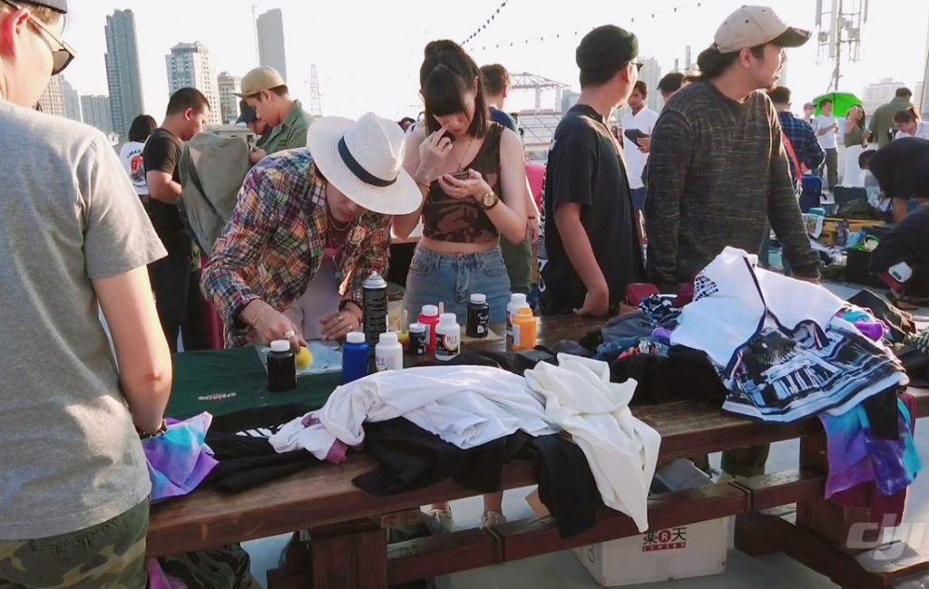 Pronto Rooftop Flea Market Returns to BePositive Space