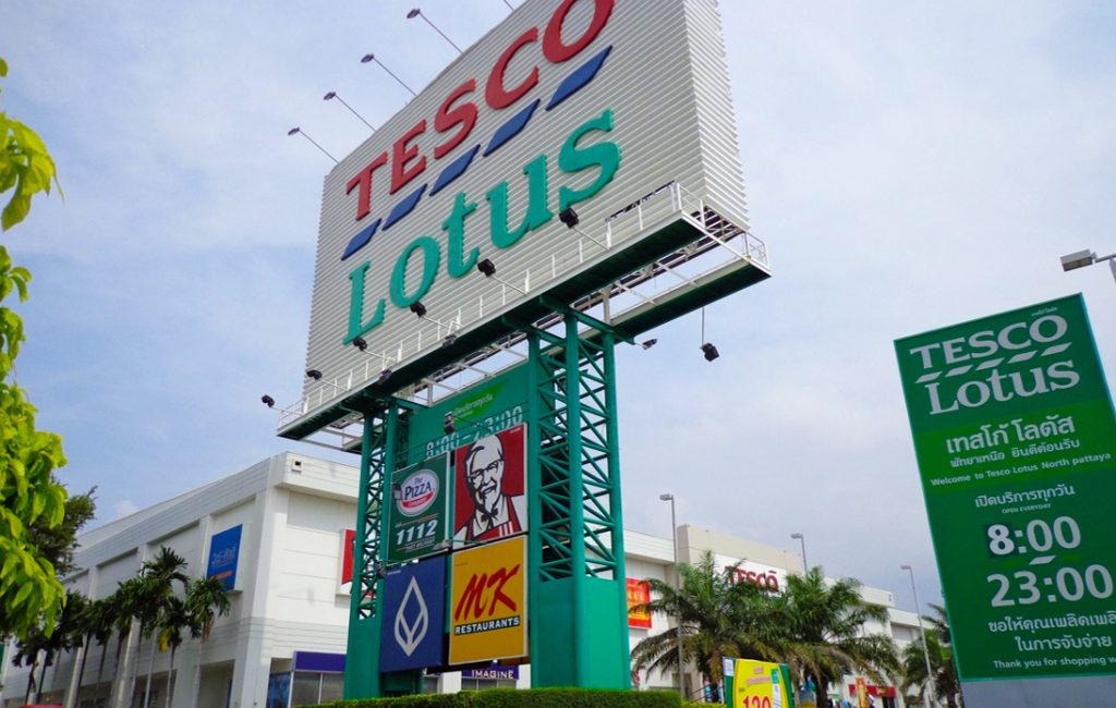 Antitrust Regulator Allows CP to Buy Thai Tesco Stores