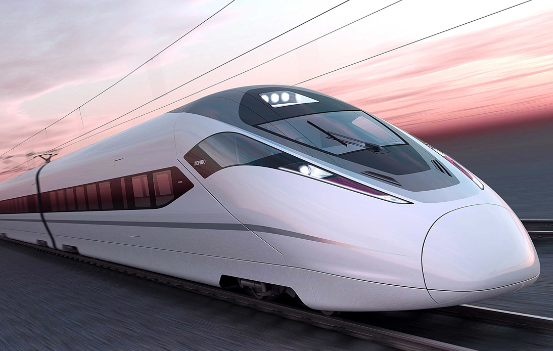 State Railway of Thailand in B40bn High-Speed Train Deal