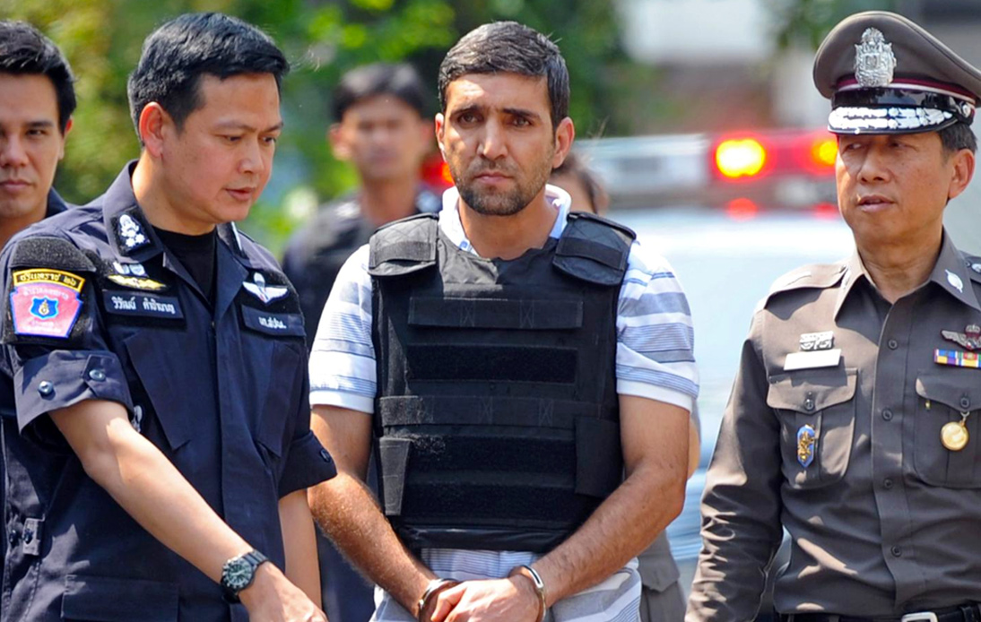 Jailed Iranians Freed in Thailand After Release of Academic