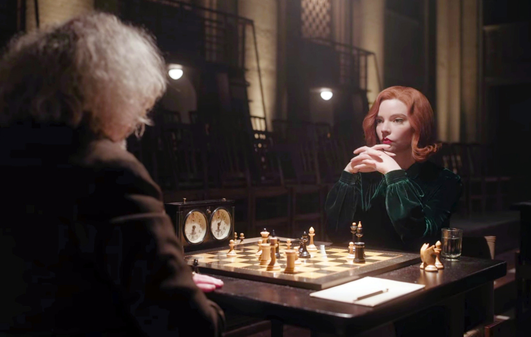 The Queen's Gambit Pays Homage to Fashion and Chess