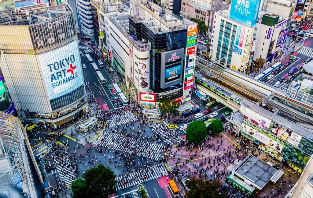 Tokyo Is the Best City to Live In, According to New Study