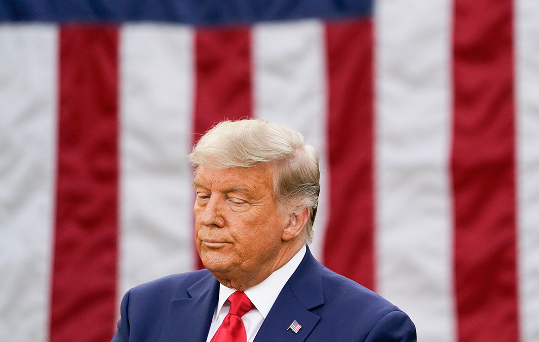 Trump Refuses to Concede Even After Saying Biden Won