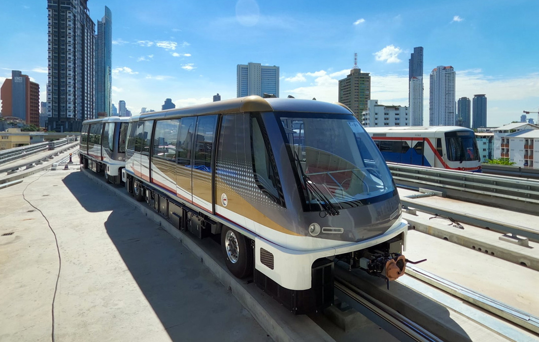 Driverless BTS Gold Line Shall Open on Wednesday