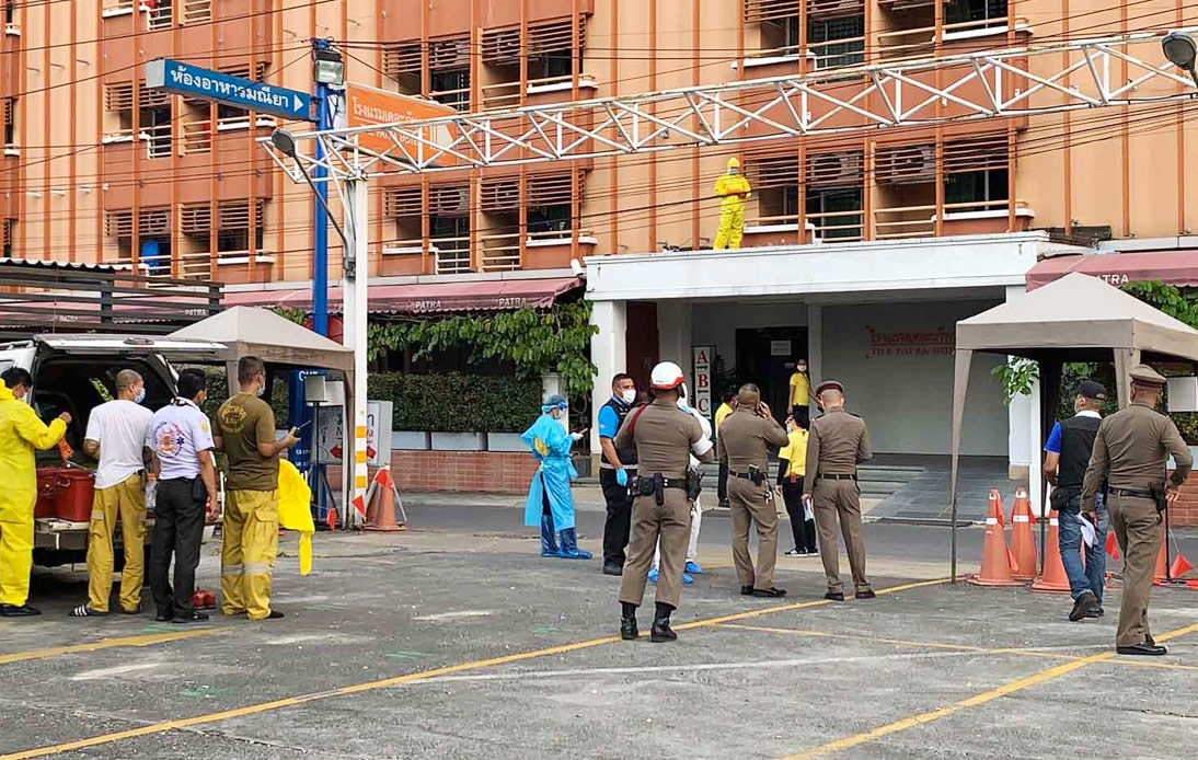 Thai Returnee Commits Suicide At A COVID-19 Quarantine Facility