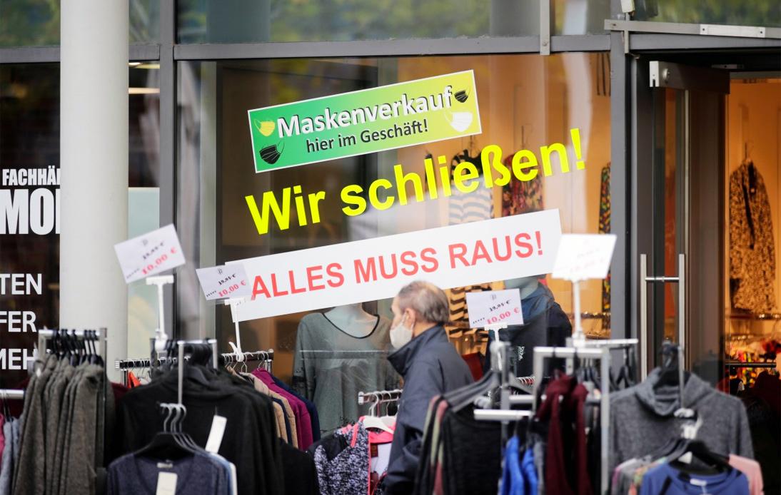 German Authorities Order COVID-19 Christmas Lockdown