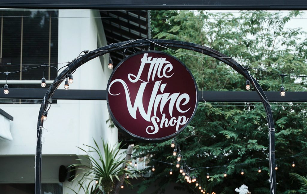 Little Wine Shop Excites Wine Enthusiasts in Bangkok