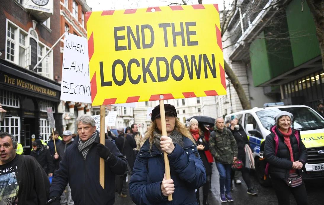 New COVID-19 Lockdown in London, New Variant Identified