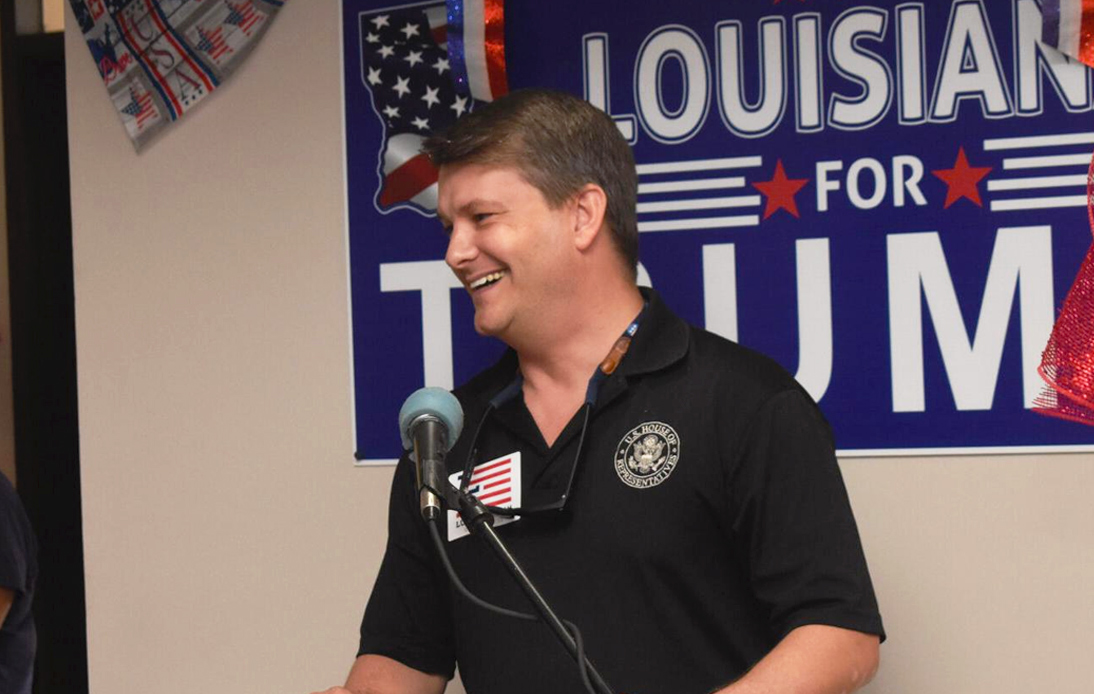 Congressman-elect Luke Letlow Dies After Testing Positive For COVID-19