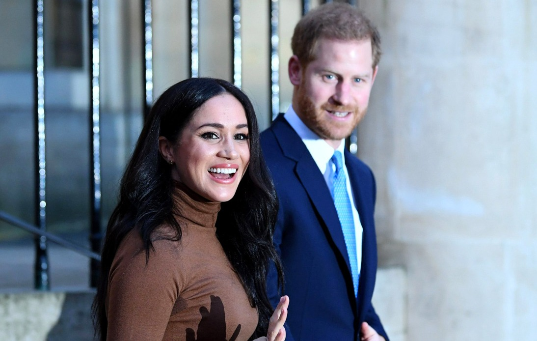 Harry and Meghan in Lucrative Podcast Deal With Spotify
