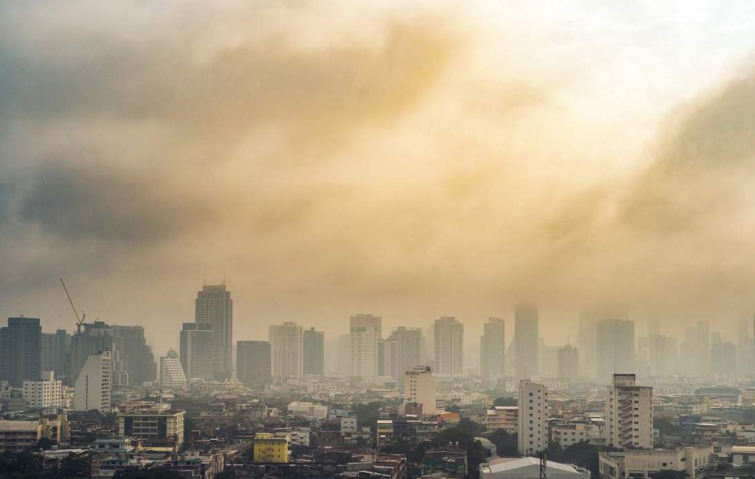 Smog Returns to Bangkok and Could Last Until February