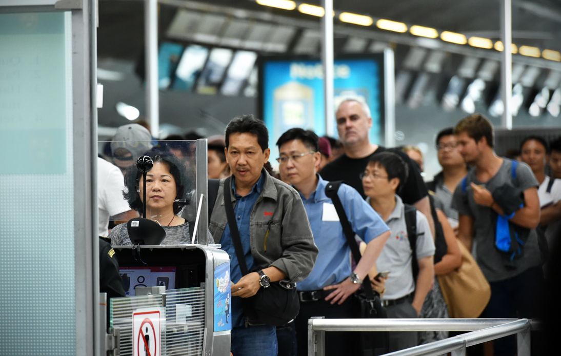 Thailand Eases Travel Restrictions for Citizens of 56 Nations