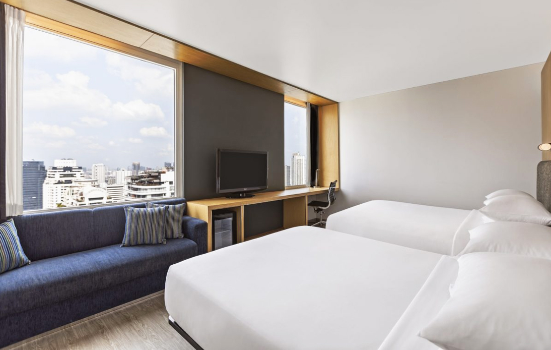 Exclusive and Spacious ASQ at Aloft Bangkok Sukhumvit 11