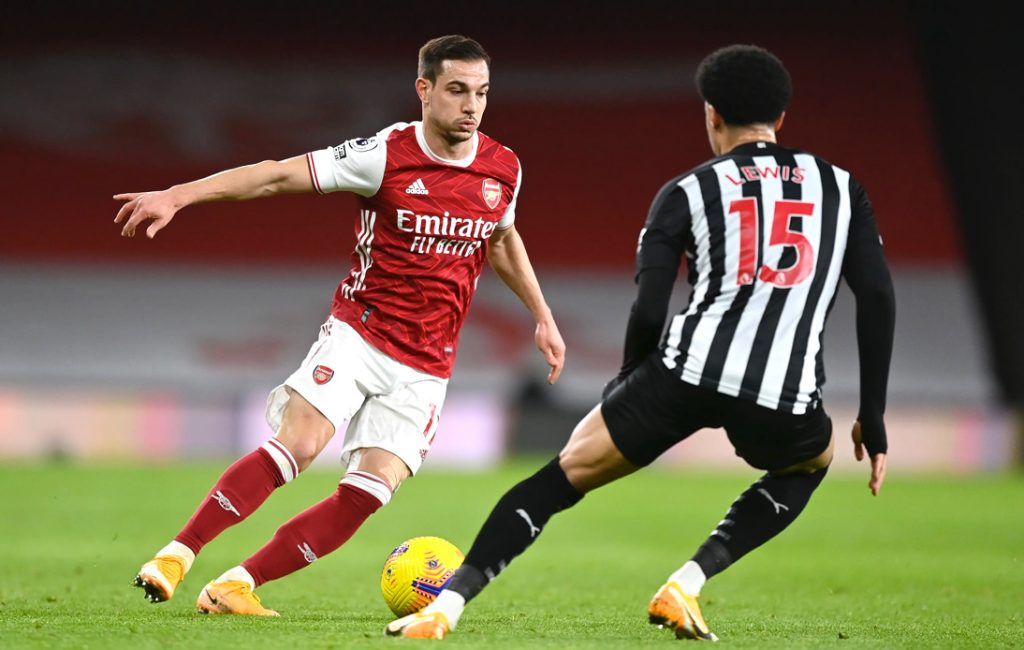 Arsenal Crush Newcastle To Keep European Dream Alive